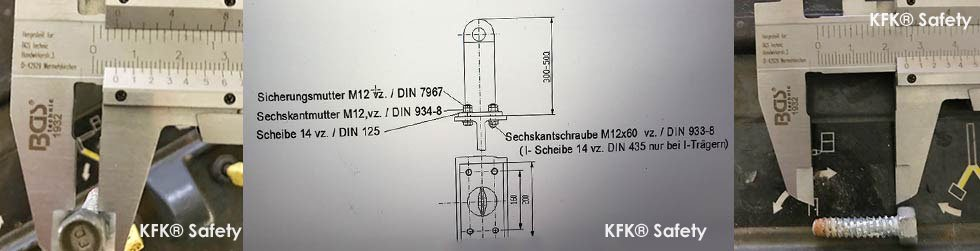 Abnahmeprüfung von DWS Pohl Sekuranten