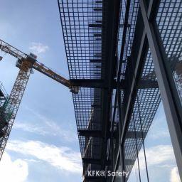 Anschlagpunkte fuer Fensterputzer KFK