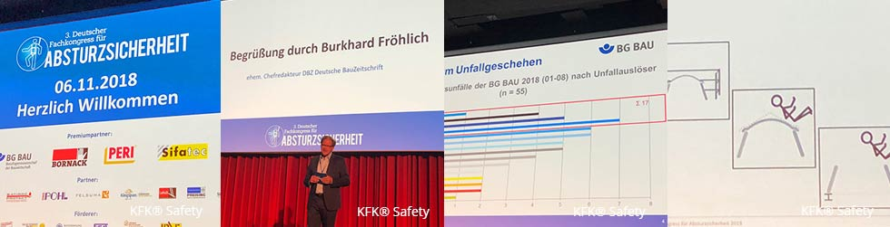 3. Deutschen Fachkongress für Absturzsicherheit 2018