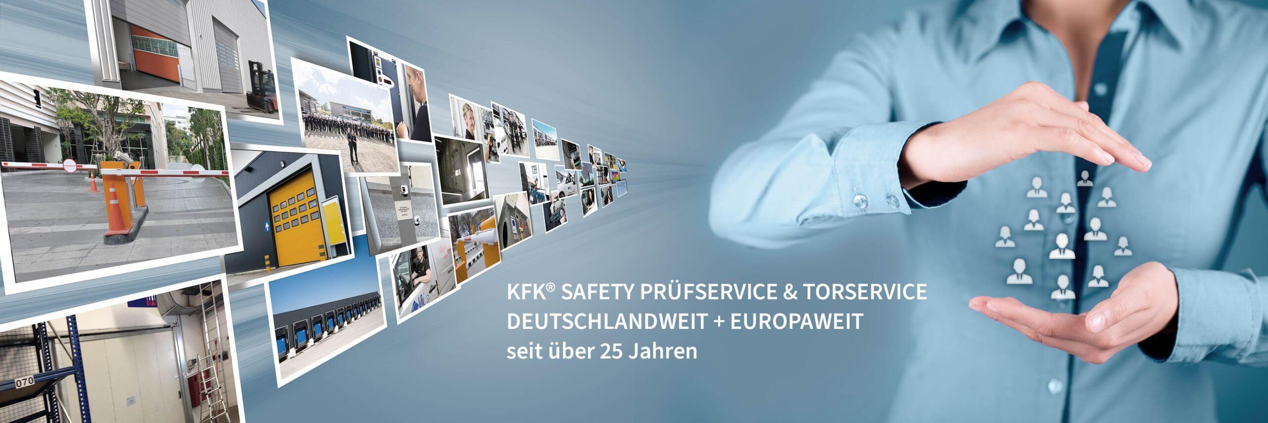 KFK® Safety Prüfservice & Torservice