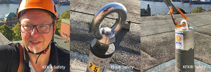 KFK Torservice & Safety Prüfservice® GmbH Arbeitssicherheitsrelevante Safety Prüfungen